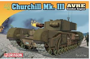 Churchill Mk.III AVRE