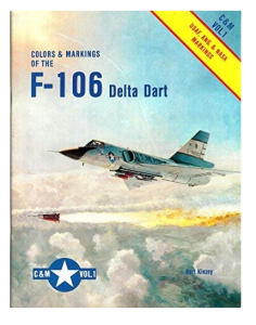 Color and Markings of the F-106 Delta Dart