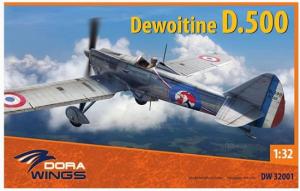 Dewoitine D.500