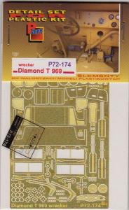 Diamond T 969 Wrecker IBG