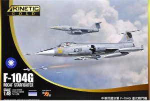 F-104G ROCAF Starfighter