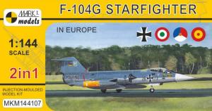F-104G Starfighter 'Europe'