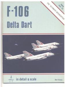 F-106 Delta Dart in detail & scale