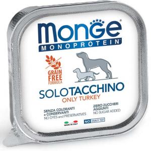 MONGE MONOPROTEICO SOLO 150GR - 6 pezzi