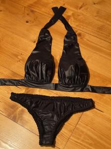 Bikini triangolo Marylin e slip fianco fisso Atmosphera Effek Taglie S e M