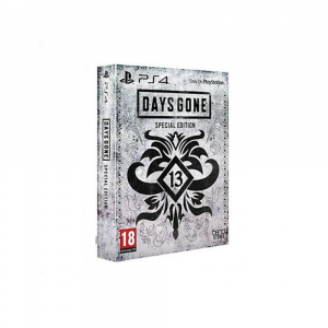 Days Gone: SPECIAL EDITION - USATO - PS4