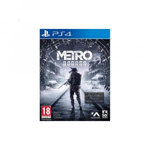 Metro Exodus - USATO - PS4