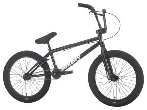 Sunday Blueprint XL 2021 Bici Bmx | Colore Black