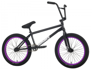 Sunday Forecaster Siemon 2021 Bici Bmx | Colore Black