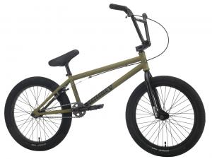 Sunday Primer XL 2021 Bici Bmx | Colore Verde