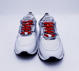 Sneaker Futura silver Womsh