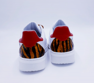 Sneaker Over Jungle Aniye By
