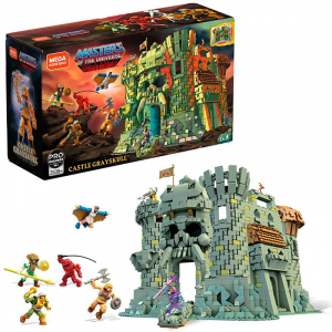Masters of the Universe - Mega Construx: CASTLE GRAYSKULL
