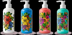 Saugella Dermoliquido pH 3.5 Detergente Intimo 500 ml + flacone 150 ml Omaggio Edizione Limitata Saugella 4 Ever