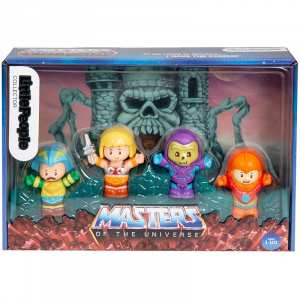 Masters of the Universe - Little People by Mattel