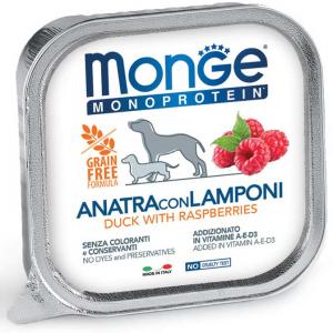 MONGE MONOPROTEICO FRUIT 150GR - 6 pezzi