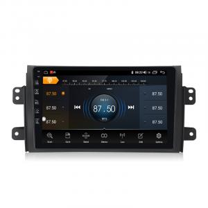 ANDROID 10 autoradio navigatore per Fiat Sedici / 16 Suzuki SX4 2006-2012 GPS USB WI-FI Bluetooth Mirrorlink 4G LTE