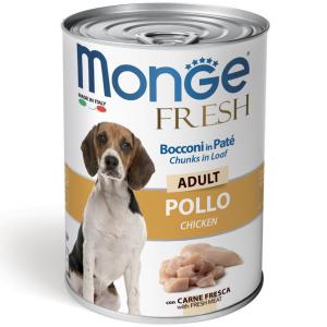 MONGE DOG FRESH 400GR - 6 pezzi