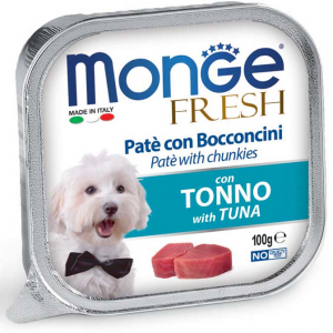 MONGE DOG FRESH 100GR - 8 pezzi