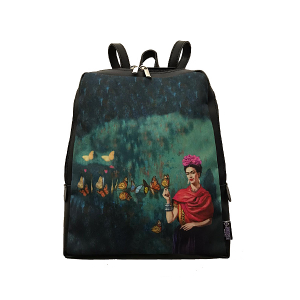 Backpack Art Line Woman