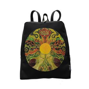 Merinda Art Line Woman Backpack
