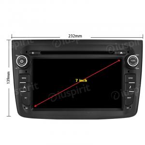 ANDROID 10 autoradio navigatore per Alfa Mito 2008-2014 GPS DVD WI-FI Bluetooth MirrorLink
