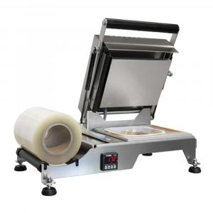 Termosigillatrice Manuale ILPRA Easypack Zero - Dimensioni max. 226x175 mm - Stampo Incluso