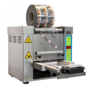 Termosigillatrice Manuale UNIMEC Easybox - Dimensioni max. 135x190 mm - Stampo Regolabile