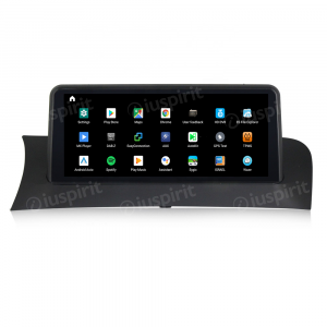 ANDROID 10 navigatore per BMW X3 F25 2010 2011 2012 Sistema CIC 10.25 pollici WI-FI GPS 4G LTE Bluetooth MirrorLink 4GB RAM 64GB ROM