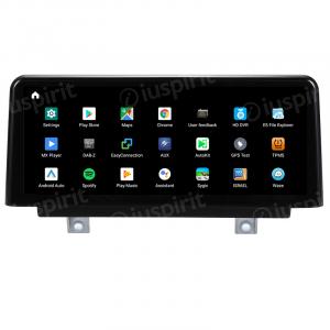 ANDROID 10 navigatore per BMW Serie 2 F22 F45 F46 2013-2016 MPV Sistema NBT 8.8 pollici WI-FI GPS 4G LTE Bluetooth MirrorLink 4GB RAM 64GB ROM