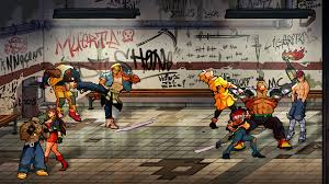 Streets of Rage 4 - NUOVO - PS4