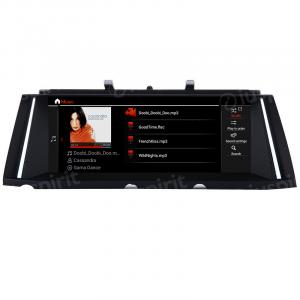 ANDROID 10 navigatore per BMW Serie 7 F01 F02 Sistema NBT 10.25 pollici WI-FI GPS 4G LTE Bluetooth MirrorLink 4GB RAM 64GB ROM
