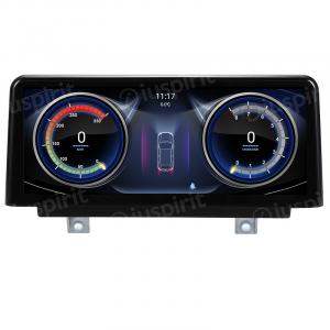ANDROID 10 navigatore per BMW Serie 1 F20 F21 Serie 2 F22 F45 F46 MPV Series 3 F30 F31 F34 F35 G20 Serie 4 F32 F33 F36 Sistema EVO 8.8 pollici WI-FI GPS 4G LTE Bluetooth MirrorLink 4GB RAM 64GB ROM