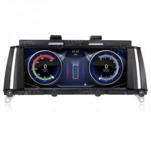 ANDROID 10 navigatore per BMW X3 F25 per BMW X4 F26 2016-2018 Sistema EVO 10.25 pollici WI-FI GPS 4G LTE Bluetooth MirrorLink 4GB RAM 64GB ROM