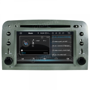ANDROID 10 autoradio navigatore per Alfa Romeo 147 Alfa Romeo GT GPS DVD WI-FI Bluetooth MirrorLink