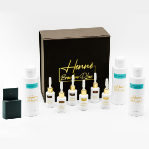 Kit Hennè completo Vip Henne BrowLine DLux