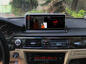 ANDROID 10 navigatore per BMW Serie 3 E90 E91 E92 E93 2006-2012 10.25 pollici WI-FI GPS 4G LTE Bluetooth MirrorLink 4GB RAM 64GB ROM