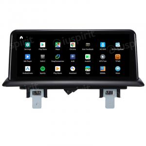 ANDROID 10 navigatore per BMW serie 1 BMW E81 BMW E82 BMW E87 BMW E88 10.25 pollici WI-FI GPS 4G LTE Bluetooth MirrorLink 4GB RAM 64GB ROM