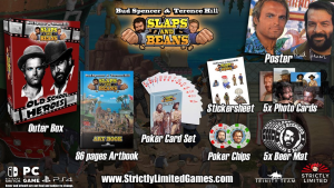 Playstation 4: Bud Spencer e Terence Hill: Slaps and Beans OLDSCHOOL HEROES EDITION