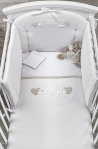 Coperta letto Piquet linea  Nanny  by Picci
