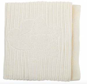 Copertina culla in maglia di cotone linea  Nanny  by Picci