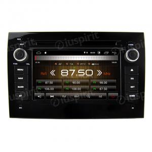 ANDROID 10 autoradio 2 DIN navigatore per Fiat Ducato 2006-2011 GPS DVD USB WI-FI Bluetooth Mirrorlink