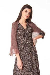Ponchetto Visone | Accessori etnici moda donna