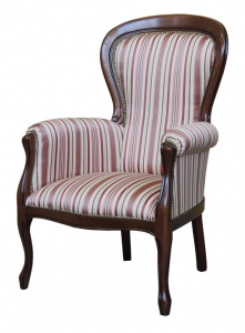Fauteuil style Louis Philippe
