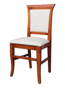 Chaise classique rembourrée