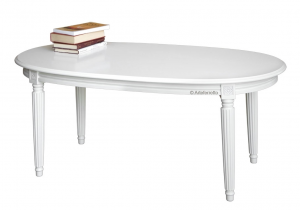 Table ovale style Empire