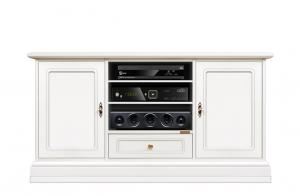 TV-Schrank mit beweglichen Einlegeböden