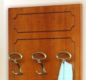 Garderobe-Set Paneel mit Truhe