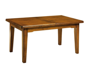 Table à rallonge en bois massif