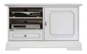 Meuble Tv Midi 1 porte et 1 tiroir